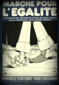 Affiche Marche Pour l'Egalité2