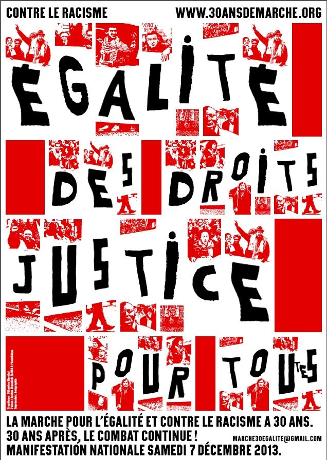 Affjcbe Egalité et justice pour tou-te-s (30 ans)