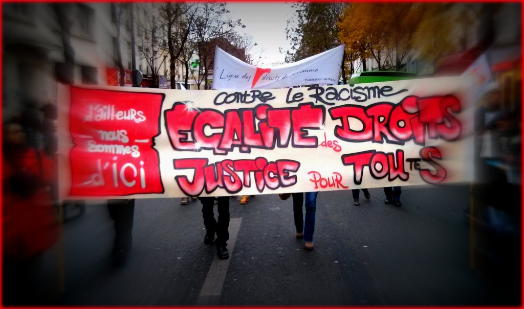 7 décembre 2013 à Paris