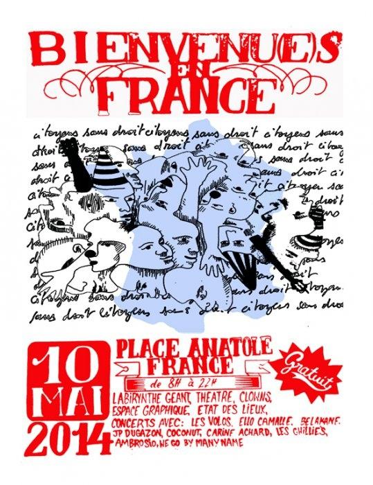 10 mai 2014  Bienvenue en France