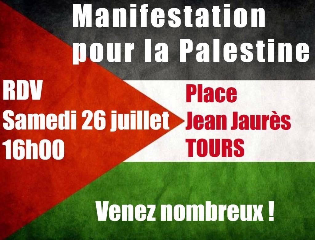 Flyer Palestine 260714
