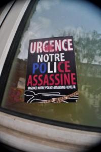 xurgence-police-assassine-Sticker