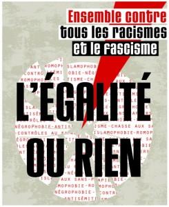 AFFICHE 21 mars Egalité ou rien