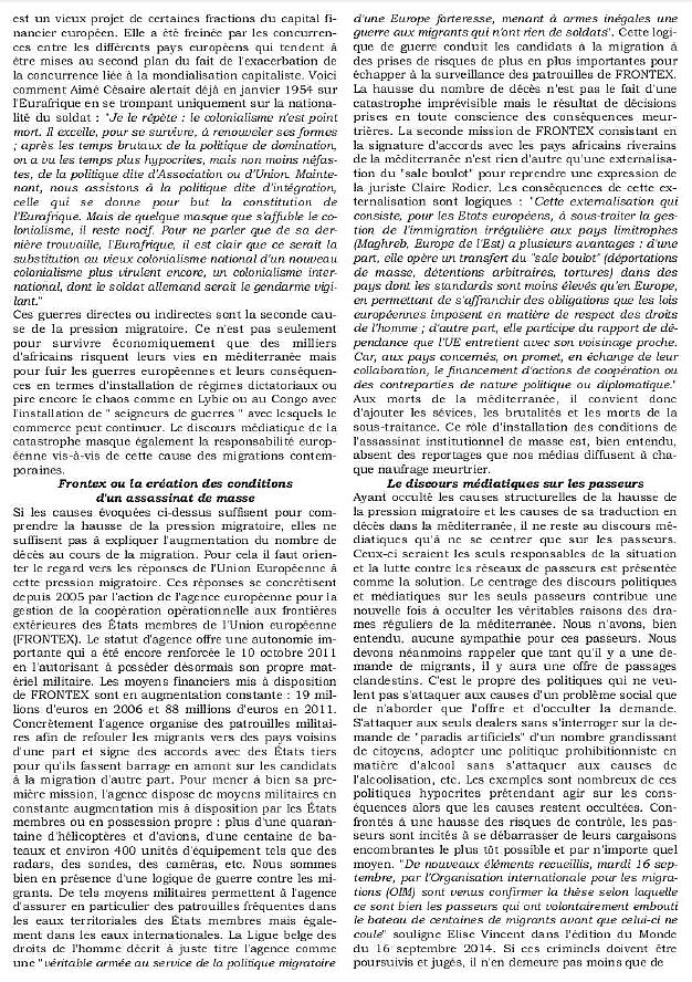 Bulletin CDS Les Damnés de la Mer p3