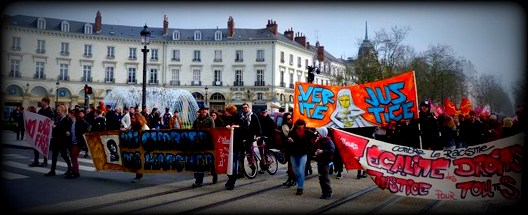 21 mars antiraciste à Tours (Photo Infos-Tours)