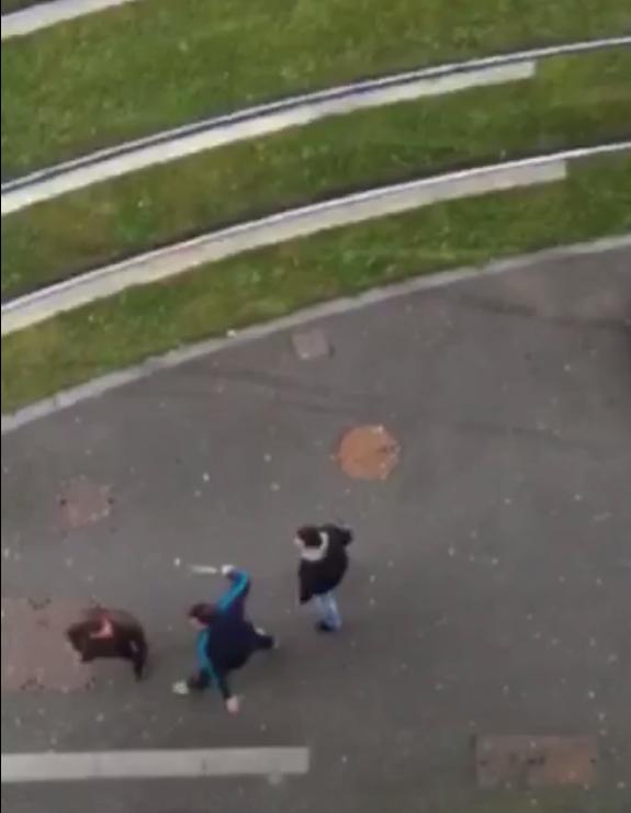 Vidéo intervention policière 6/12/15 à Tours Nord : Capture d'écran