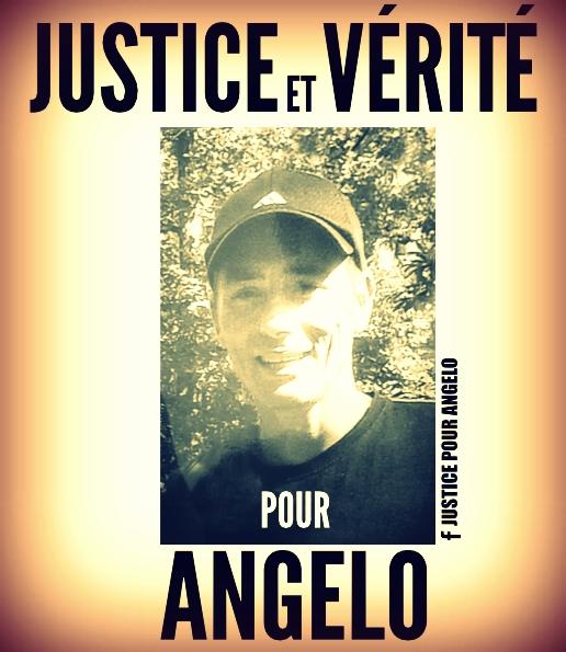 Justice et Vérité pour Angelo