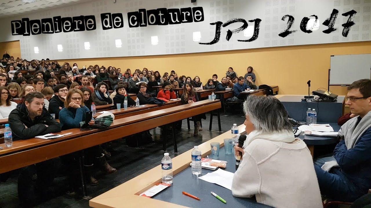 Si vous n'avez pas pu venir à la Journée Prison-Justice du Genepi France en décembre dernier, vous pouvez la revivre en vidéos. Deux plénières + deux ateliers + une table-ronde. Manquent le café et le quatre-quarts 😉  Plénière d'ouverture https://www...